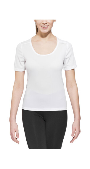 Odlo Cubic Shirt S/S Crew Neck Women white